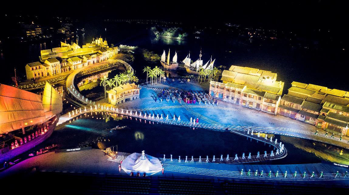 """Show thực cảnh """"có giá trị văn hóa, lịch sử hay tại Việt Nam"""" với hơn 500 diễn viên thu hút gần 2 triệu lượt khách sau 2 năm công chiếu - Ảnh 5."""