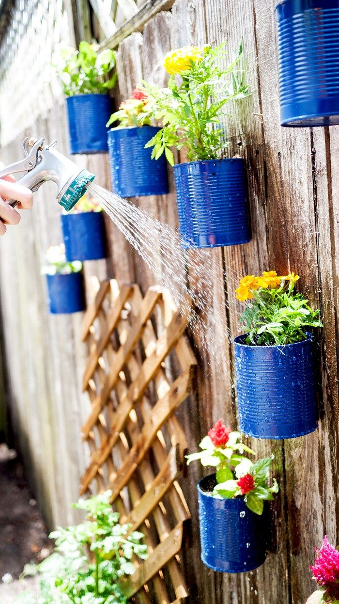 Những khu vườn thẳng đứng dễ thiết kế tạo màu xnh tươi mát cho ngôi nhà củ bạn - Ảnh 3.