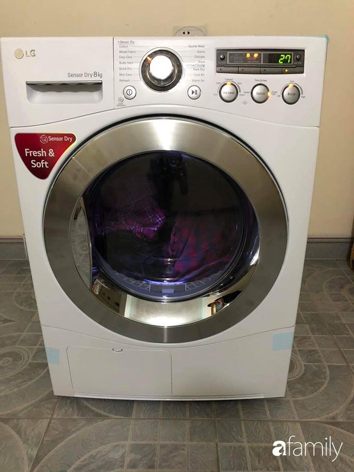 Trời nồm ẩm: Cùng nghe 3 bà nội trợ review máy sấy quần áo để biết đâu là sản phẩm phù hợp cho gia đình bạn  - Ảnh 4.