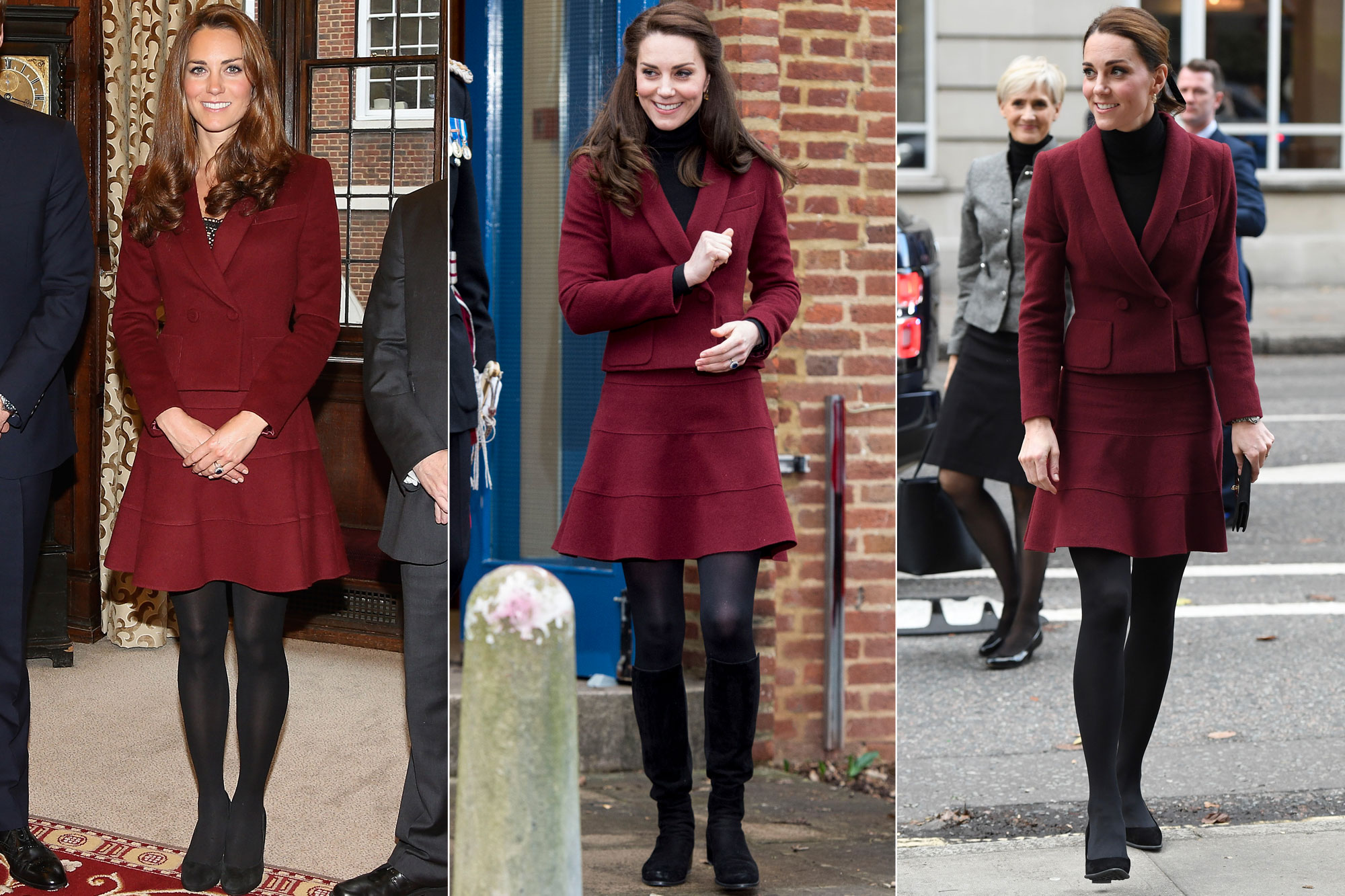 Meghan Markle lại thua đau chị dâu Kate trong cuộc chiến mặc đẹp: Đẳng cấp Nữ hoàng tương lai nó phải khác! - Ảnh 5.
