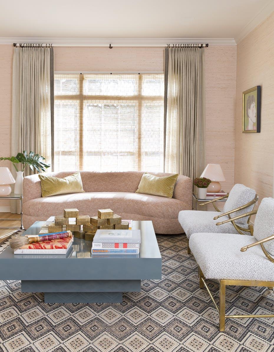 Những căn phòng khách khiến bạn phải lấy giấy bút học tập ngay cách thiết kế - Ảnh 16.