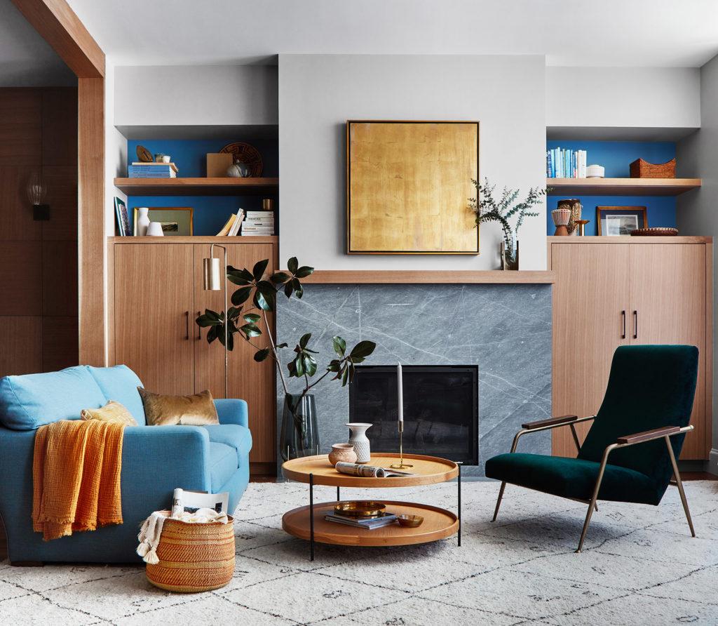 Những căn phòng khách khiến bạn phải lấy giấy bút học tập ngay cách thiết kế - Ảnh 6.