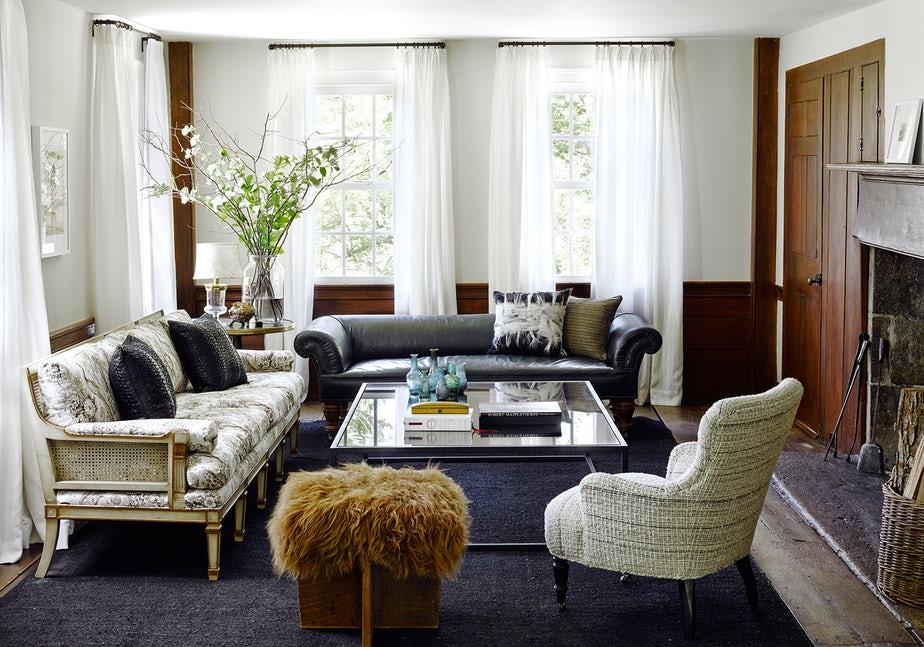 Những căn phòng khách khiến bạn phải lấy giấy bút học tập ngay cách thiết kế - Ảnh 28.