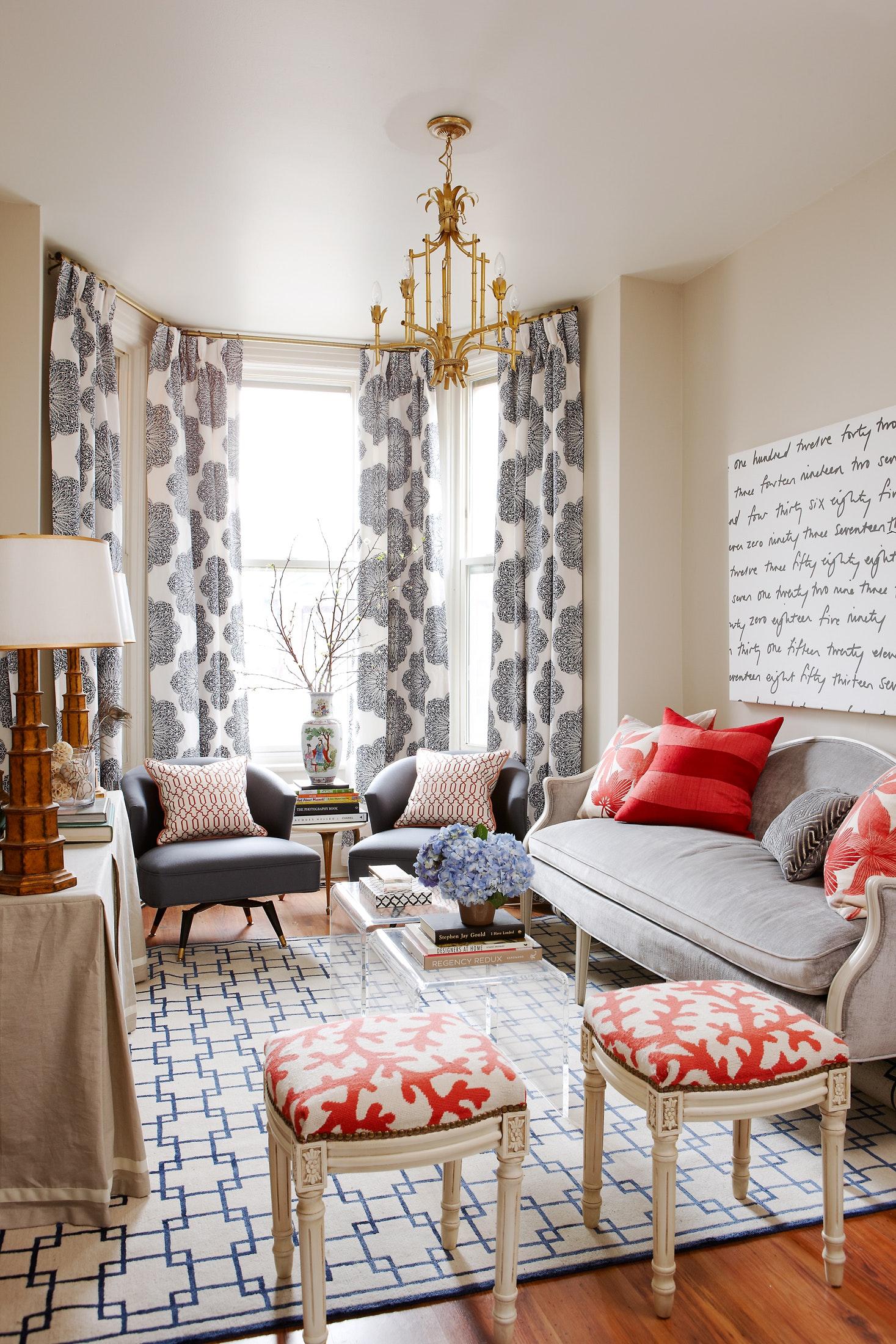 Những căn phòng khách khiến bạn phải lấy giấy bút học tập ngay cách thiết kế - Ảnh 5.