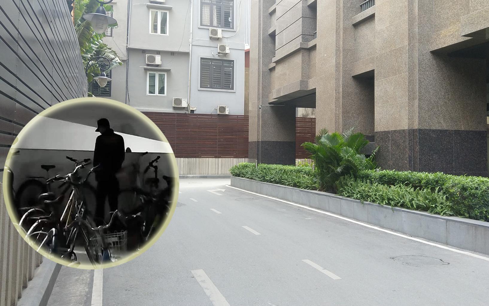 Hà Nội: Cư dân chung cư cao cấp phẫn nộ phát hiện bảo vệ tè bậy ngay tại tầng hầm