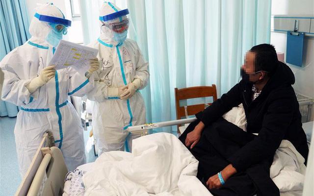 Một bệnh nhân Trung Quốc tái nhiễm Covid-19 sau gần 10 ngày xuất viện