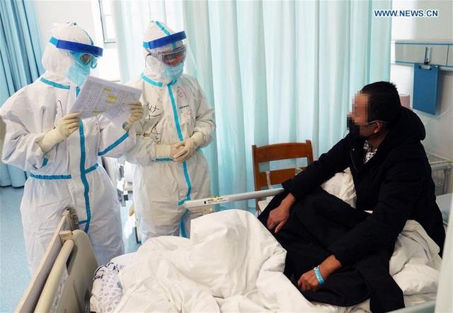 Một bệnh nhân Trung Quốc tái nhiễm Covid-19 sau gần 10 ngày xuất viện - Ảnh 2.
