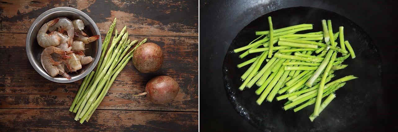 Salad tôm đơn giản cho bữa tối giảm cân - Ảnh 1.