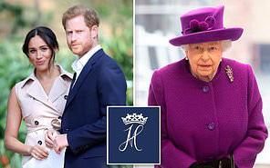 """Vợ chồng Meghan Markle chính thức lên tiếng về """"lệnh cấm"""" của Nữ hoàng Anh, không cho sử dụng thương hiệu Sussex Royal"""