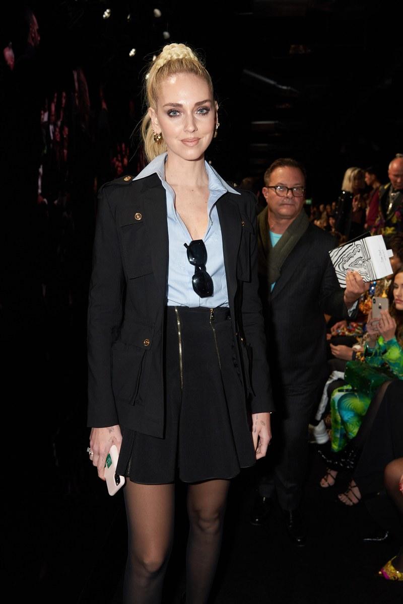"""Bất ngờ với người mặc vest cực bảnh đi cùng """"Rich Kid"""" Thảo Tiên tại Tuần lễ thời trang Milan - Ảnh 5."""
