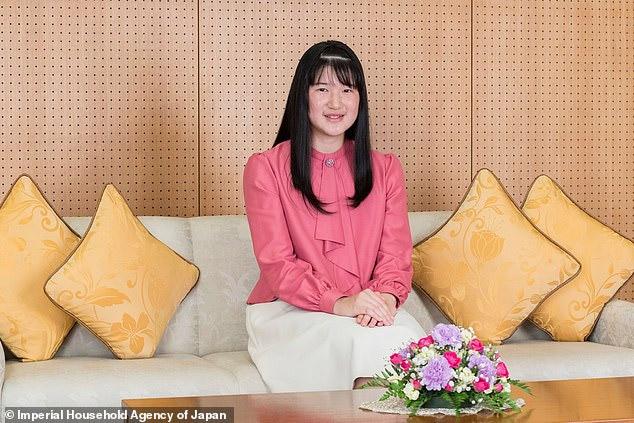 Công chúa Aiko của Nhật vừa đỗ đại học và chuẩn bị bước vào cuộc sống sinh viên - Ảnh 1.