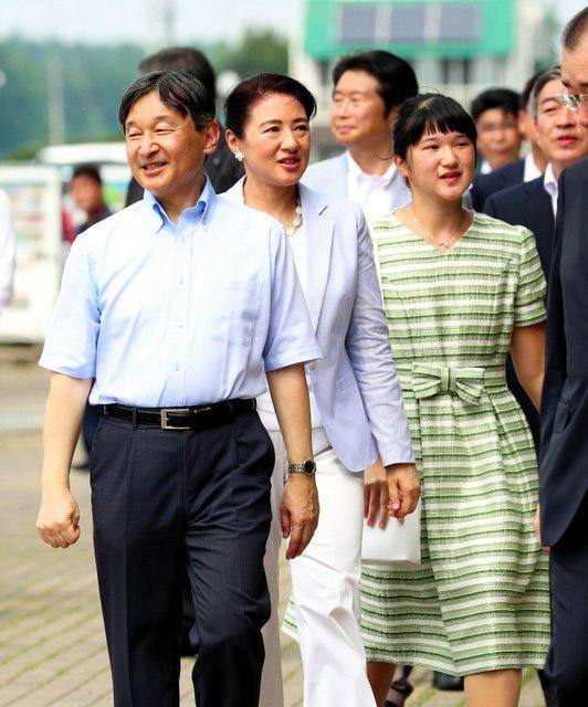 Công chúa Aiko của Nhật vừa đỗ đại học và chuẩn bị bước vào cuộc sống sinh viên - Ảnh 2.