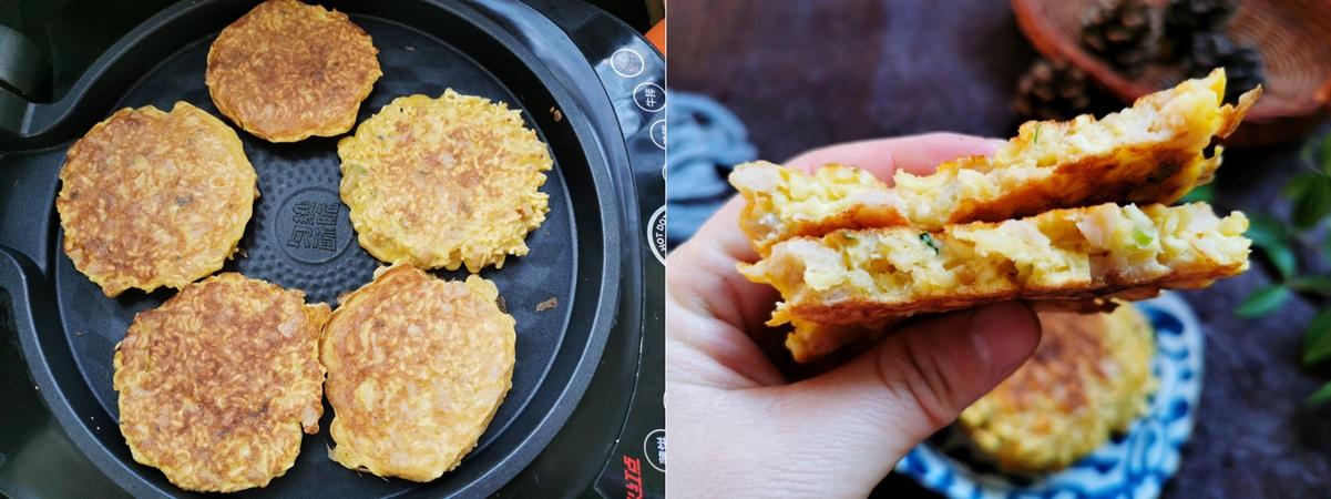 Dùng mì gói làm bánh trứng nóng hổi ngon lành cho cả nhà ăn sáng - Ảnh 4.
