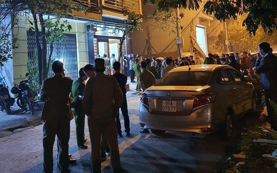 Bắc Ninh: Đi làm về chồng bàng hoàng phát hiện vợ tử vong trong nhà