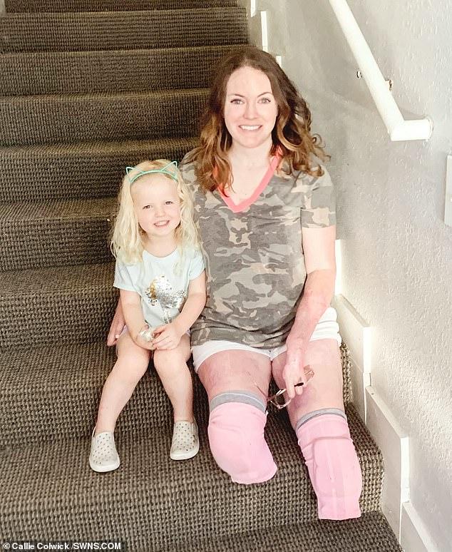 Mang bầu lần 2, sinh con xong mẹ bỗng thành người khuyết tật bởi hội chứng nguy hiểm trong thai kỳ - Ảnh 6.