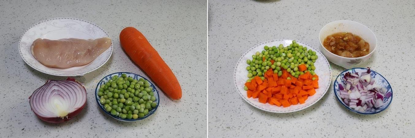 Nhà có trẻ nhỏ nhất định không thể bỏ qua món gà xào rau củ ngon đẹp này - Ảnh 1.