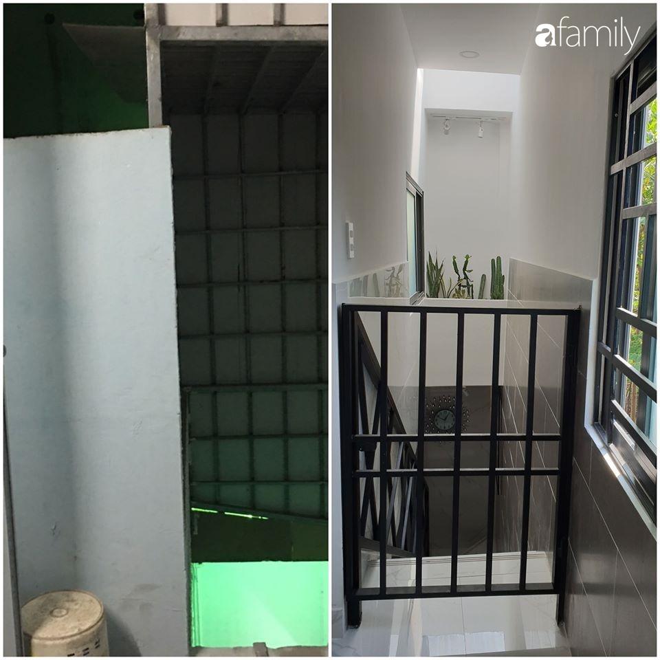 Ngôi nhà 90m2 ở Hóc Môn được cặp vợ chồng trẻ cải tạo lại mọi ngóc ngách với chi phí hơn 300 triệu đồng - Ảnh 5.