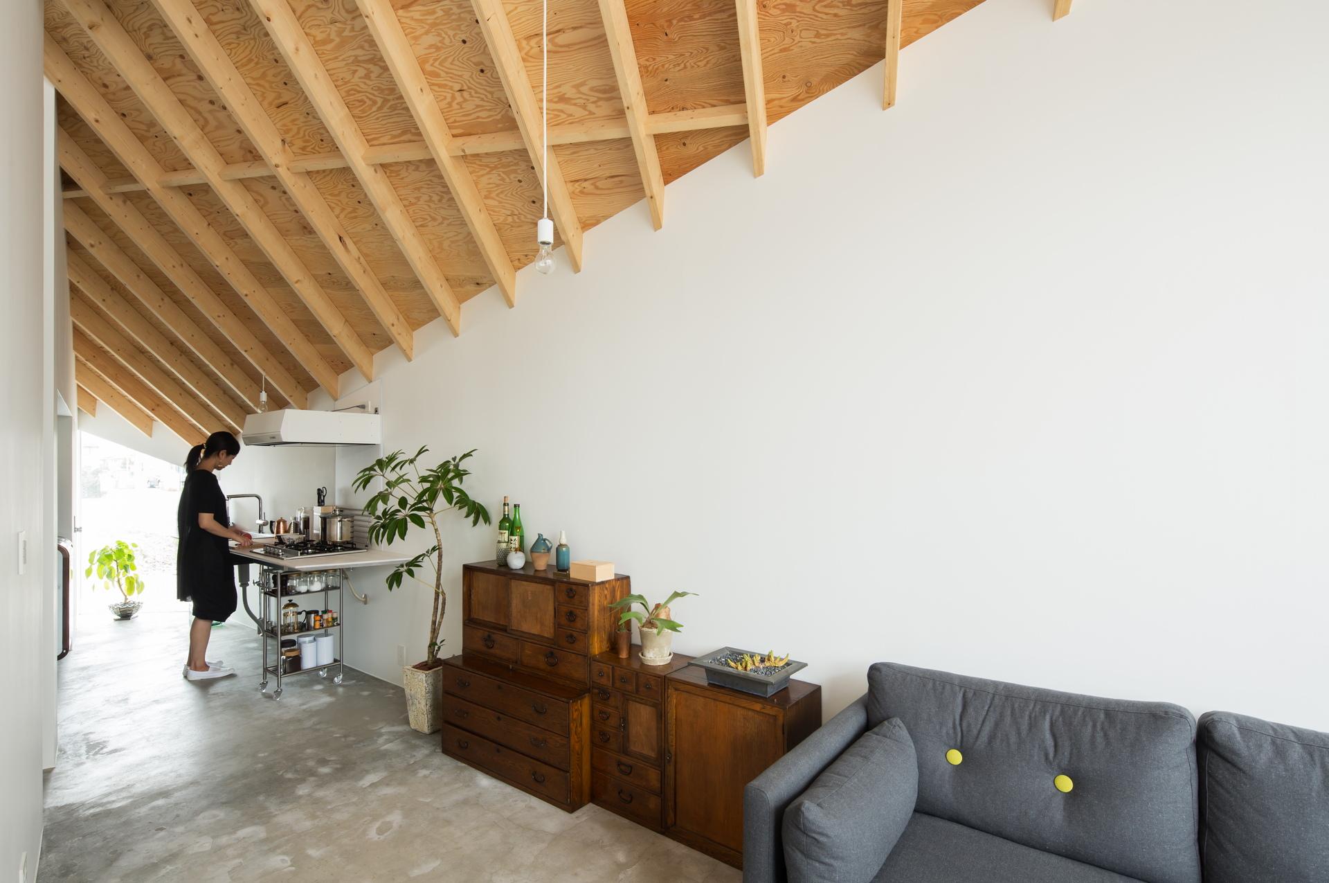 Nhà ở gây thương nhớ với thiết kế lấy cảm hứng từ hình dạng của viên kim cương - Ảnh 4.