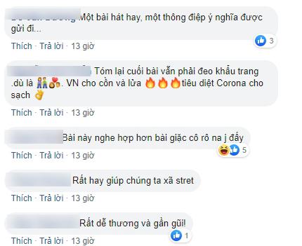 """Erik và Min thực hiện MV """"Ghen Cô Vy"""": Cuộc chiến chống lại đại dịch Corona khiến mạng xã hội """"rần rần"""" vì quá sáng tạo - Ảnh 9."""
