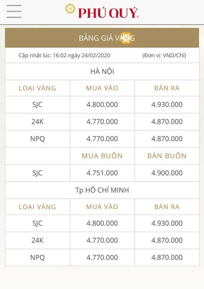 Giá vàng tăng lên 49 triệu/lượng, cao nhất trong vòng 9 năm trở lại đây - Ảnh 7.