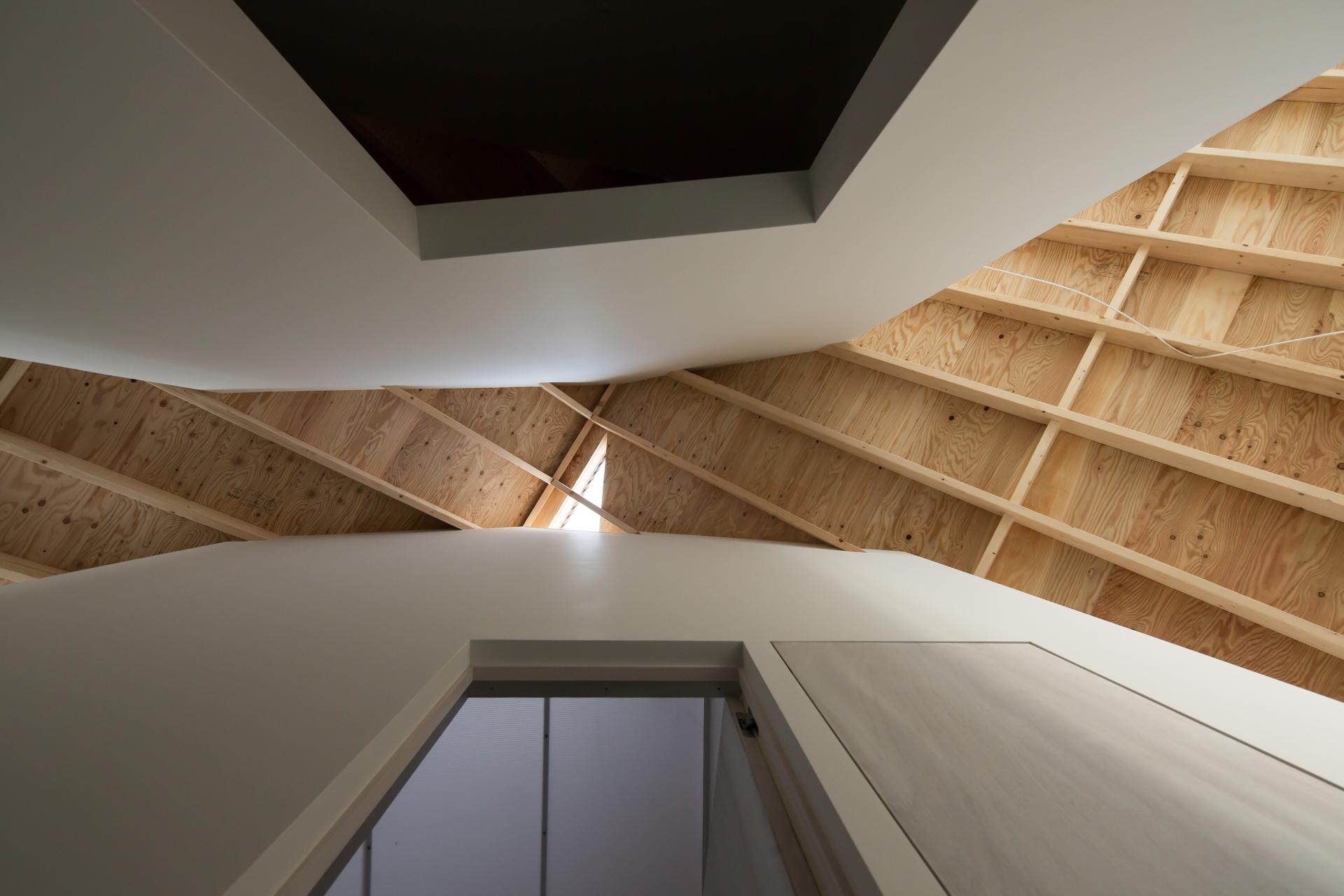 Nhà ở gây thương nhớ với thiết kế lấy cảm hứng từ hình dạng của viên kim cương - Ảnh 7.
