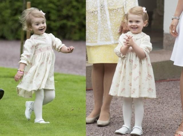 Tiểu công chúa tinh nghịch nổi tiếng của Hoàng gia Thụy Điển gây bất ngờ với vẻ ngoài xinh đẹp trong hình ảnh mới nhất - Ảnh 2.