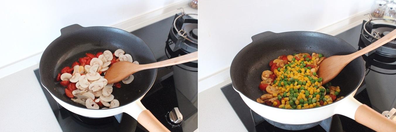 Tôi được đầu bếp nhà hàng chỉ cách làm cơm chiên ngon đẹp đẳng cấp, hóa ra chẳng khó chút nào! - Ảnh 3.