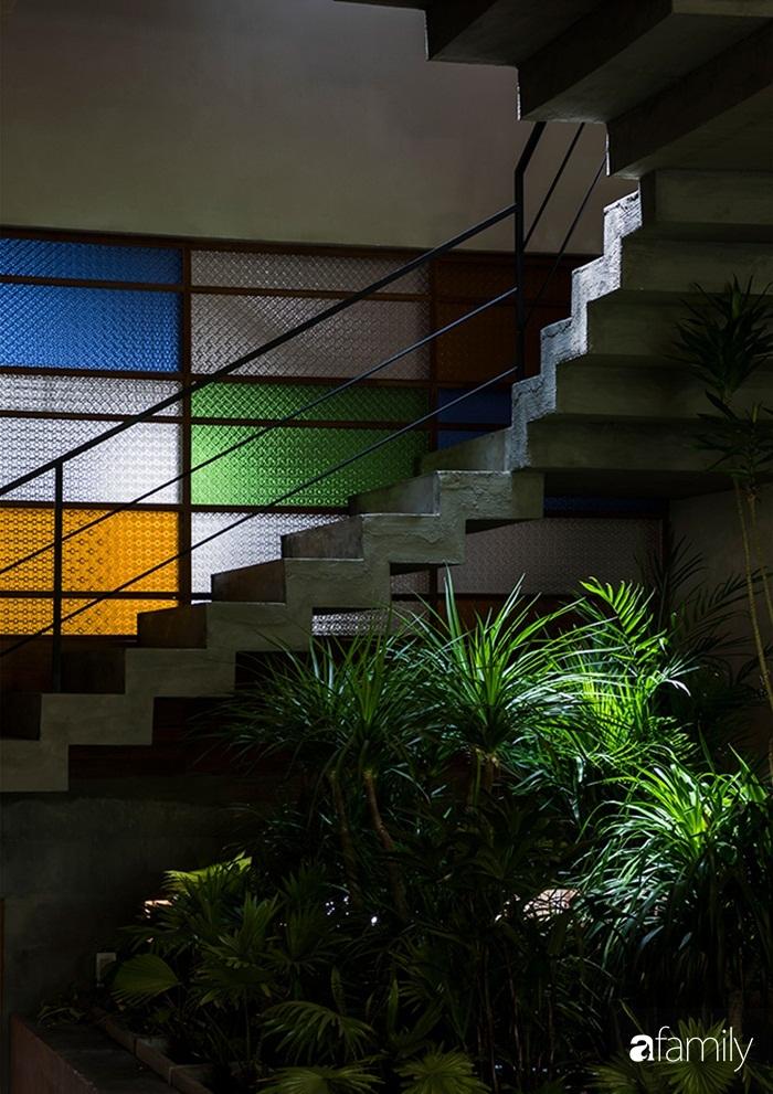 Ngôi nhà 200m² đẹp bình yên bên cây xanh trồng kín từ trệt đến mái ở quận 2, TP HCM - Ảnh 10.