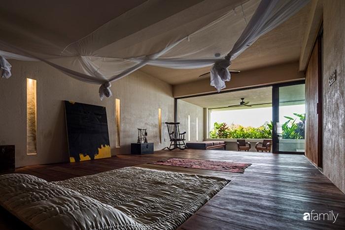 Ngôi nhà 200m² đẹp bình yên bên cây xanh trồng kín từ trệt đến mái ở quận 2, TP HCM - Ảnh 13.