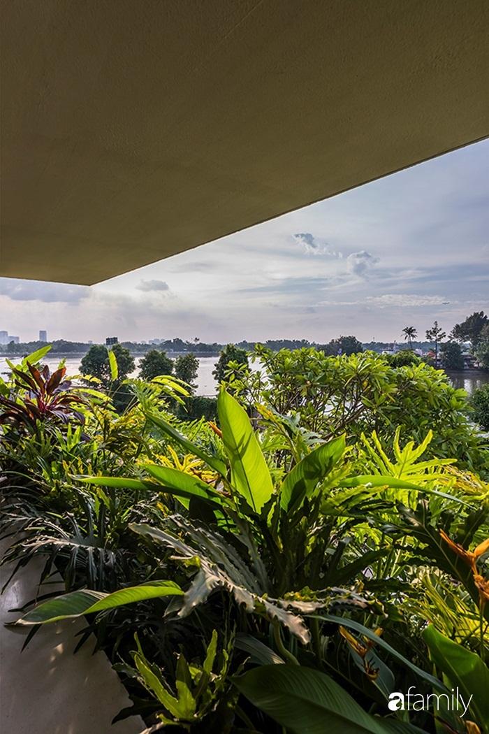 Ngôi nhà 200m² đẹp bình yên bên cây xanh trồng kín từ trệt đến mái ở quận 2, TP HCM - Ảnh 5.