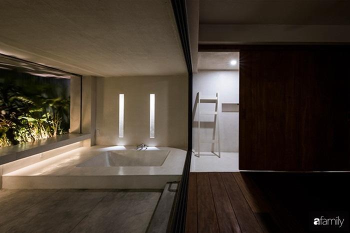 Ngôi nhà 200m² đẹp bình yên bên cây xanh trồng kín từ trệt đến mái ở quận 2, TP HCM - Ảnh 14.