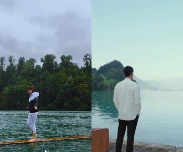 HOT: Hyun Bin và Kang Sora tái hợp, lộ bằng chứng hẹn hò tại Thuỵ Sĩ? - Ảnh 5.