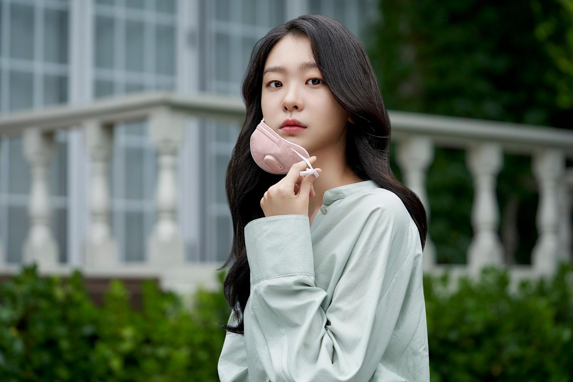 """Trước khi làm nữ quái """"Itaewon Class"""", Kim Da Mi cũng tóc dài nữ tính như bao cô nàng bánh bèo khác - Ảnh 4."""