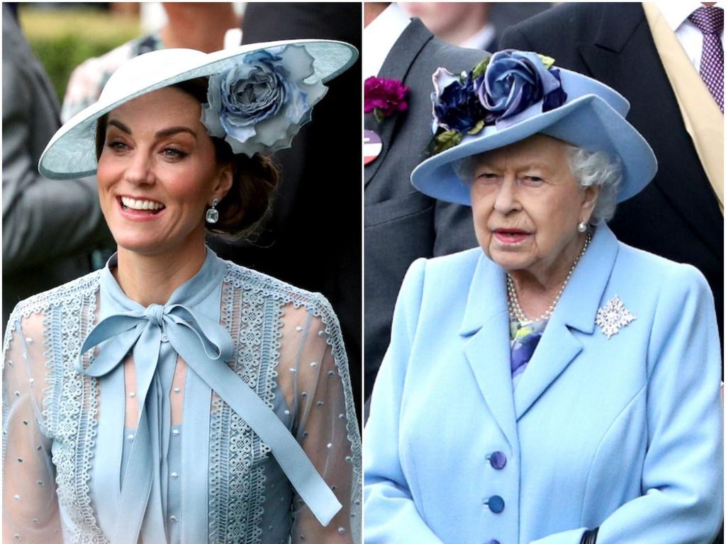 """Mặc đẹp đỉnh cao còn khéo """"nịnh"""" Nữ hoàng, bảo sao Công nương Kate luôn được dân tình yêu quý hết mực - Ảnh 2."""