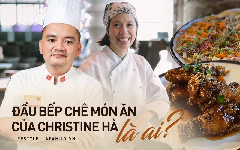 """Vị đầu bếp Việt chê đồ ăn và người phục vụ ở nhà hàng của Christine Hà là nhớp nháp, rẻ tiền: """"Anh chỉ coi trọng những người lịch thiệp biết điều, còn không anh sẵn sàng miệt thị"""" - Ảnh 1."""