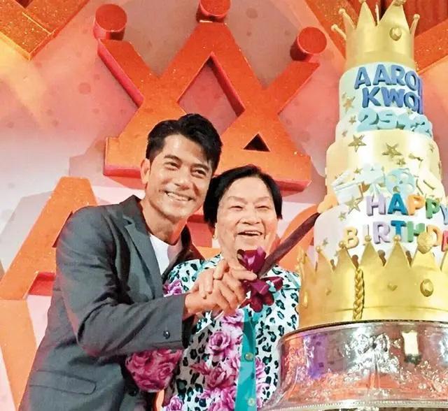 Mẹ Quách Phú Thành qua đời, nam thiên vương Hong Kong thậm chí không thể nhìn mặt lần cuối vì bận lưu diễn nước ngoài - Ảnh 2.
