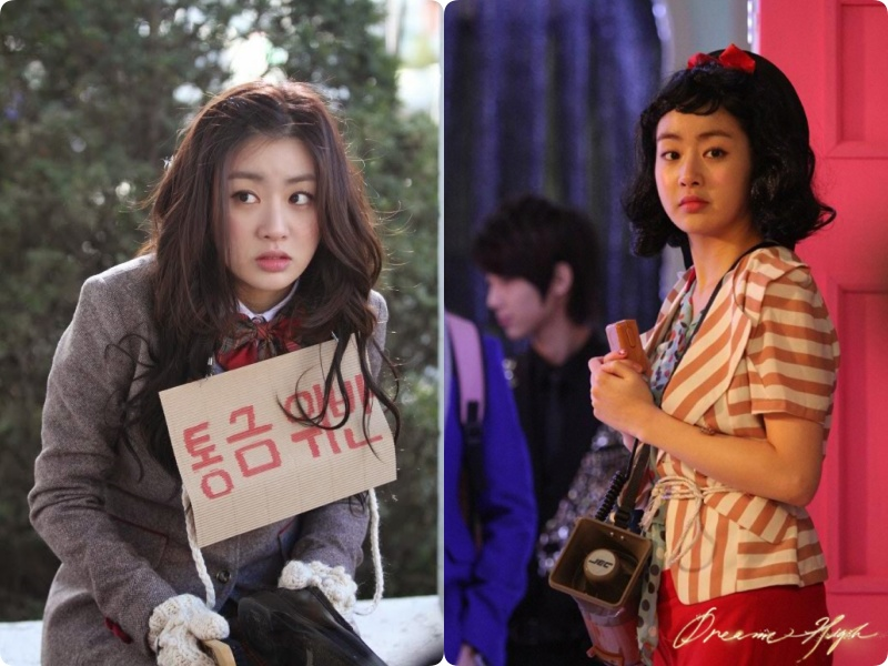 """Kang Sora giảm 20kg từ """"cô nàng đô con"""" mặc váy chật đến bục chỉ ngay trên thảm đỏ, lột xác thành mỹ nhân có đôi chân đẹp nhất xứ Hàn - Ảnh 2."""