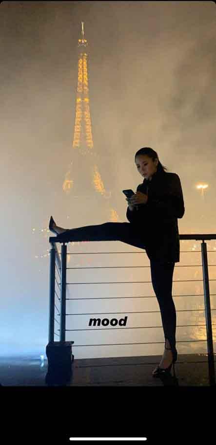 Rosé dự show Saint Laurent: Nàng công cở xinh đẹp, sang chảnh và đặc biệt nhiều tiền đích thị là Rosé - Ảnh 8.