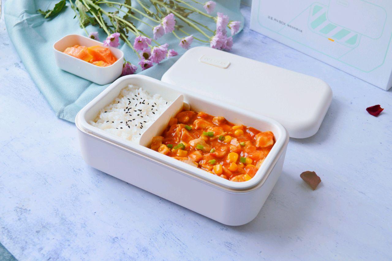Hạn chế ra ngoài, mách bạn cách làm hộp cơm trưa siêu tốc chỉ cần 1 món thôi mà cũng ngon và đủ chất - Ảnh 5.
