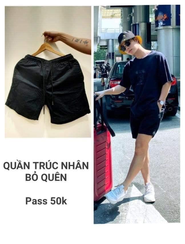 Trúc Nhân lên tiếng lý giải về 'sự tích' chiếc quần short bỏ quên tại nhà Jun Phạm bị đồng nghiệp đem rao bán trên mạng - Ảnh 3.