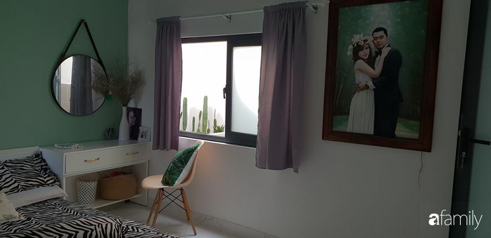 Ngôi nhà 90m² ở Hóc Môn, Sài Gòn được cặp vợ chồng trẻ cải tạo lại mọi ngóc ngách với chi phí hơn 300 triệu đồng - Ảnh 10.