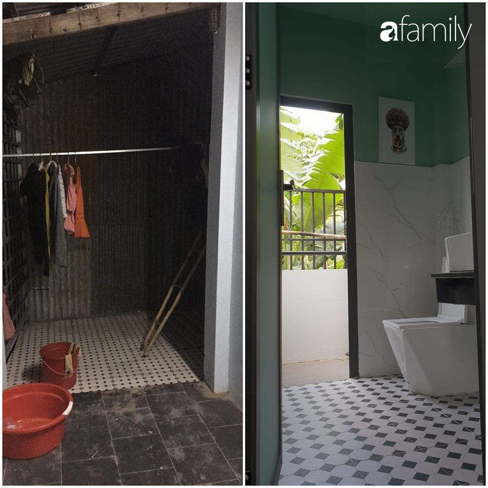 Ngôi nhà 90m² ở Hóc Môn, Sài Gòn được cặp vợ chồng trẻ cải tạo lại mọi ngóc ngách với chi phí hơn 300 triệu đồng - Ảnh 8.