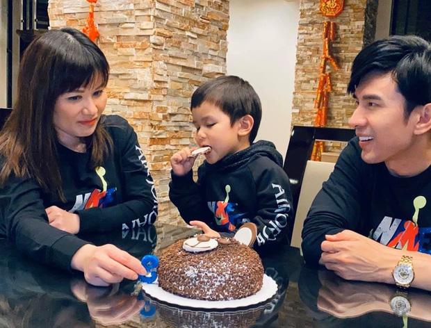 """Đan Trường tiết lộ """"chuyện kỳ lạ"""" trong ngày sinh của con trai, đặc biệt thế này bảo sao mới 3 tuổi đã có công ty riêng - Ảnh 5."""