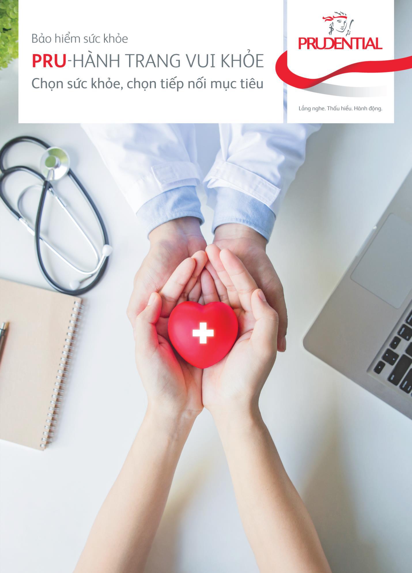 Prudential lần đầu giới thiệu giải pháp bảo hiểm chăm sóc sức khỏe ưu việt - Ảnh 2.