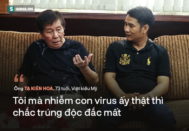 Việt kiều Mỹ chiến thắng Corona kể về tấm vé số độc đắc trúng ở Vũ Hán - Ảnh 6.