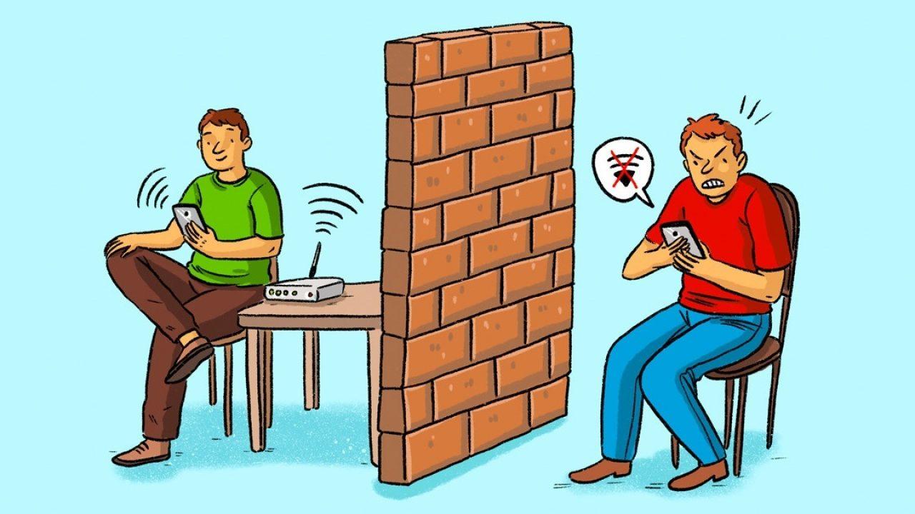 Thường tức giận vì sóng Wifi kém nhưng chị em có biết 8 hung thủ vẫn âm thầm làm gián đoạn này chưa - Ảnh 2.