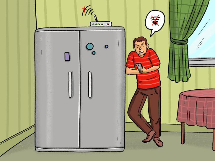 Thường tức giận vì sóng Wifi kém nhưng chị em có biết 8 hung thủ vẫn âm thầm làm gián đoạn này chưa - Ảnh 3.