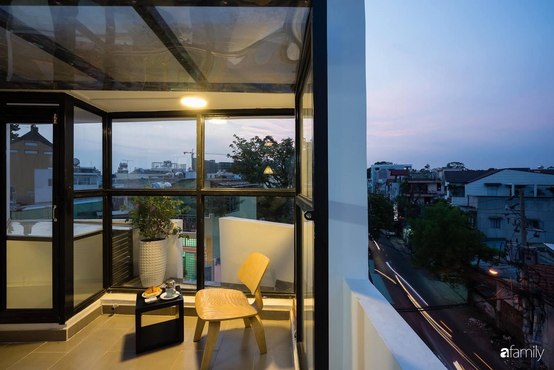 Ngôi nhà 27m² với đủ chức năng hiện đại, thoáng sáng cho gia đình hai thế hệ sinh sống ở TP. HCM - Ảnh 7.