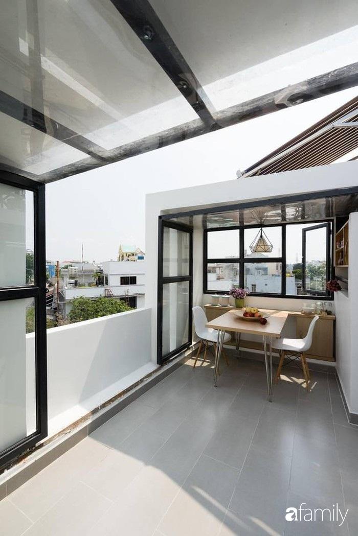 Ngôi nhà 27m² với đủ chức năng hiện đại, thoáng sáng cho gia đình hai thế hệ sinh sống ở TP. HCM - Ảnh 9.