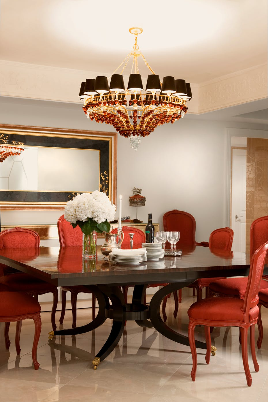 Những bộ đèn trang trí sắc màu này liệu có khiến ngôi nhà của bạn trở nên rực rỡ - Ảnh 9.